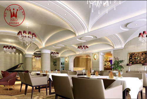 凯迪拉克大酒店装修设计