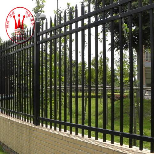 外墙围栏安装效果