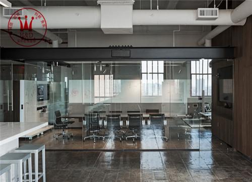 工业风格办公室装修设计案例