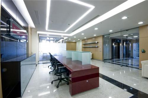 某投资公司深圳办公室装修设计