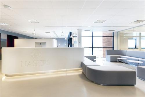 naspers办公空间设计
