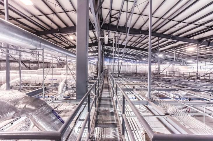 钢结构厂房装修设计